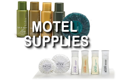 Motel Supplies